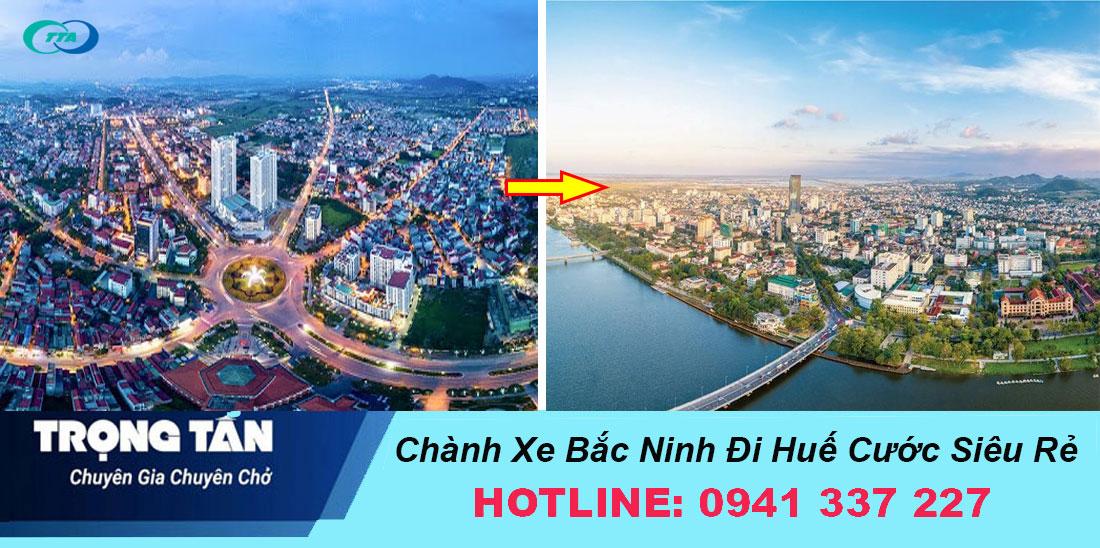Giao nhận hàng Bắc Ninh đi Huế