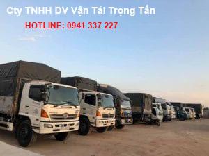 Xe tải chuyển hàng Bắc Ninh Tiền Giang