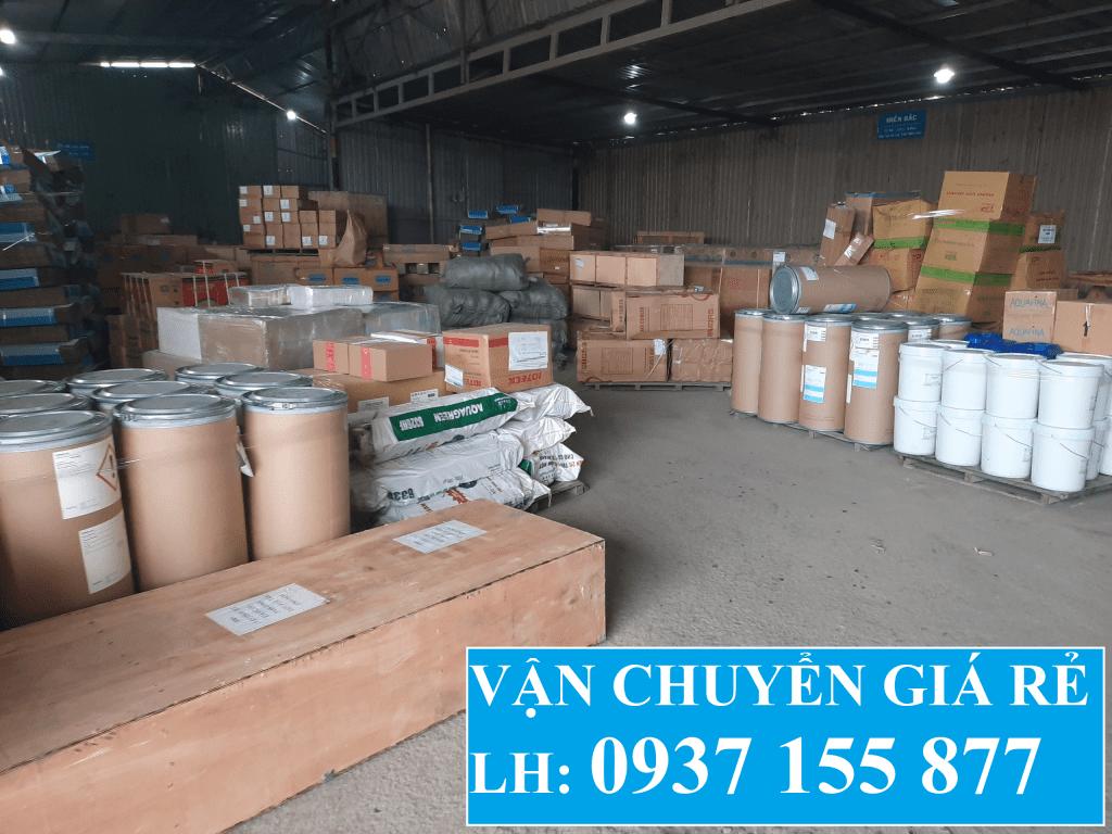 Ghép hàng Hà Nội đi Sài Gòn giá rẻ
