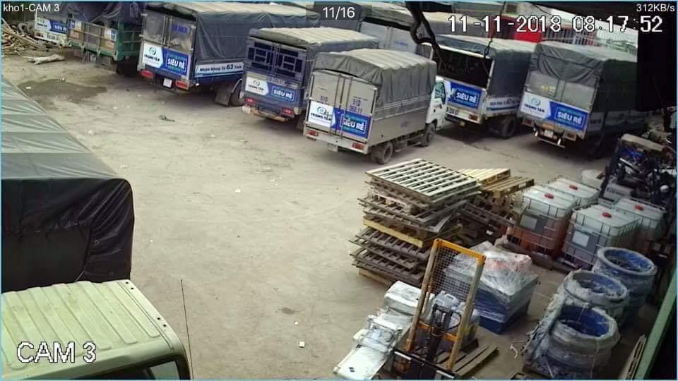 Gửi hàng từ Đà Nẵng đi Tiền Giang với nhiều loại xe lớn nhỏ