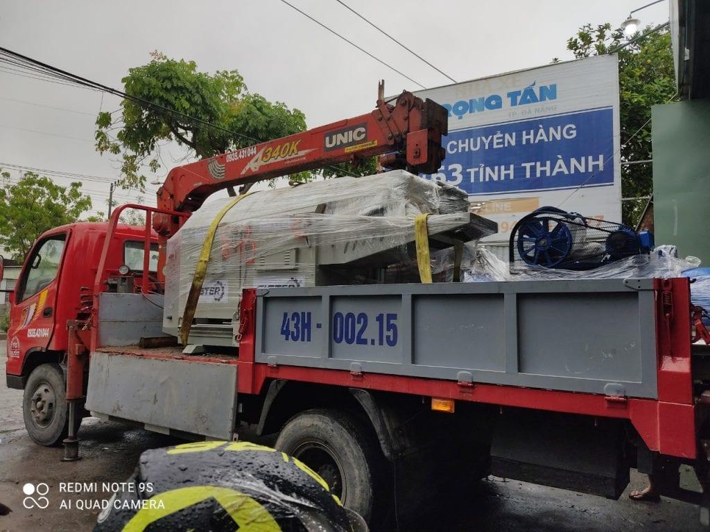Nhận Ghép Hàng Đà Nẵng Sài Gòn giao nhận hàng tại kho