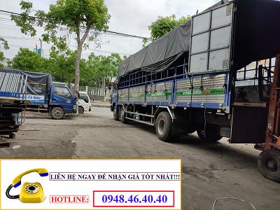 Vận Chuyển Hàng Đà Nẵng Đi Kom Tum kho bãi rộng thoáng mát. đậu được nhiều xe