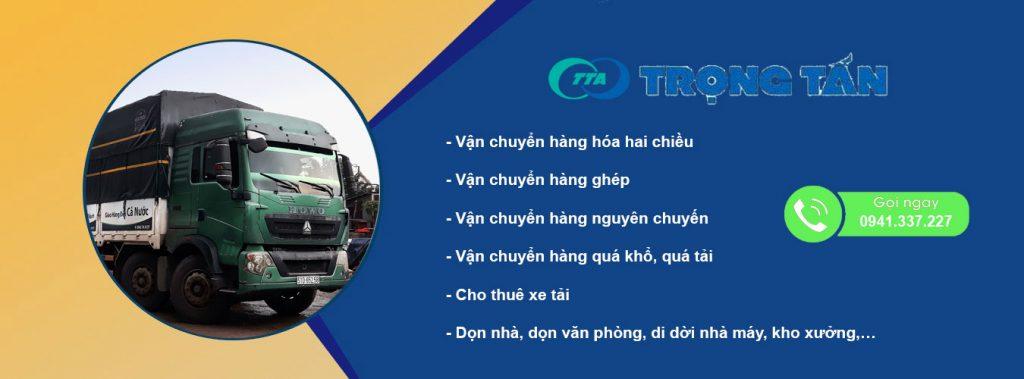 Các dịch vụ vận chuyển Bắc Ninh đi Huế