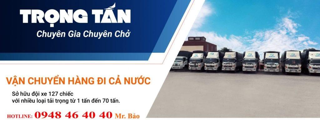 Chành Xe Cần Thơ Đi Sài Gòn chuyên vận chuyển hàng đi cả nước