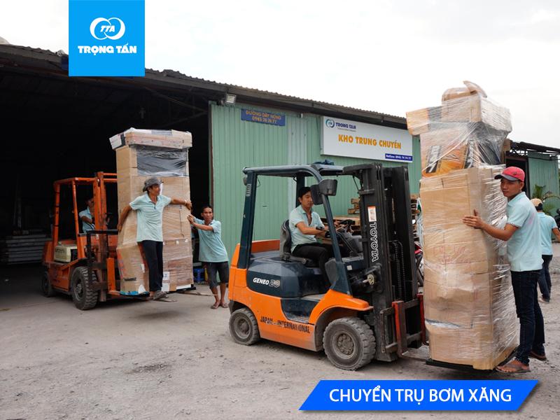 Gửi hàng từ Ninh Bình đi Đà Nẵng