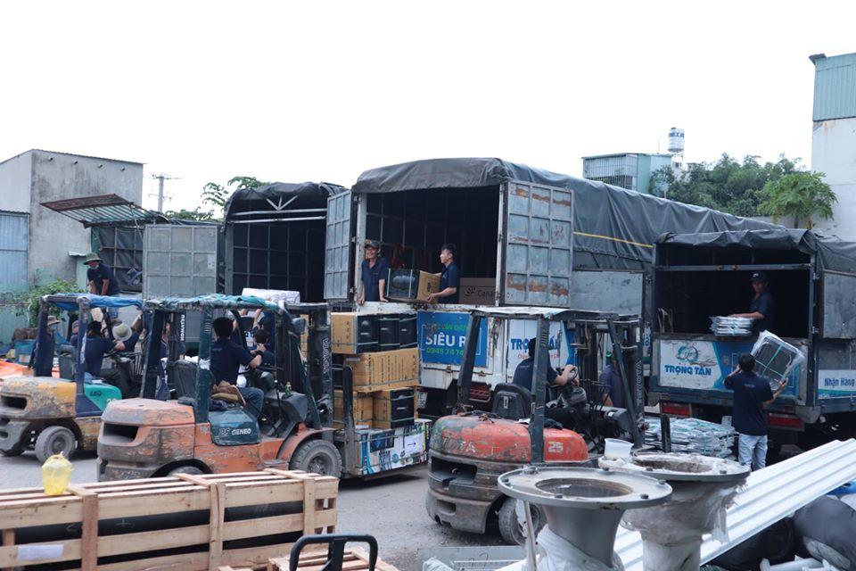 chành xe gửi hàng Buôn Ma Thuột đi Sài Gòn giá rẻ