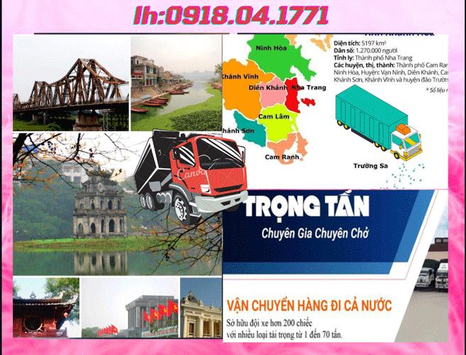 Chanh xe Hà nội đi Khánh Hòa Nha Trang