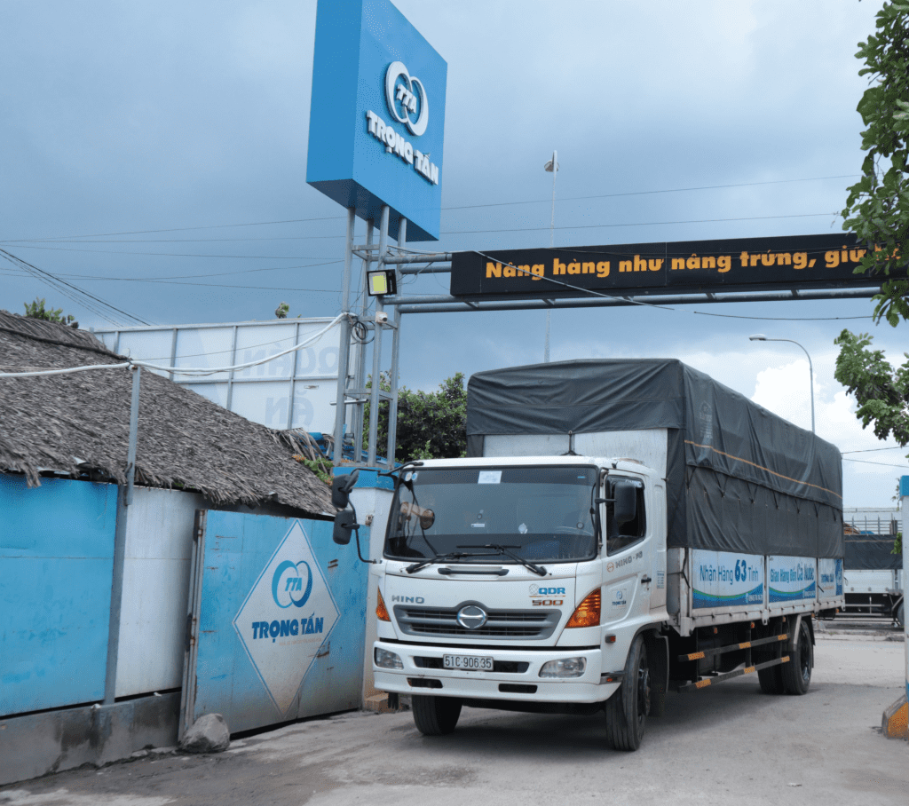 Chành xe Long An đi Ninh Thuận