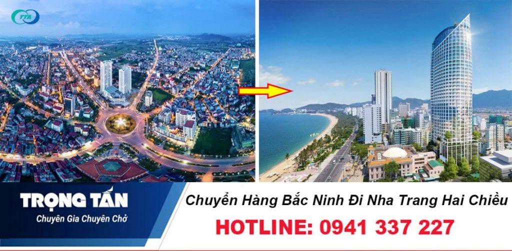 Chuyển hàng Bắc Ninh đi Nha Trang