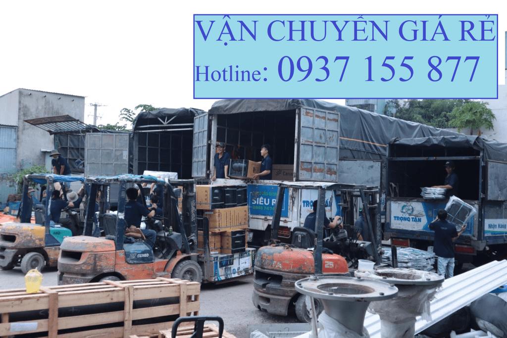 Ghép hàng Sài Gòn đi Quảng Ngãi giá rẻ