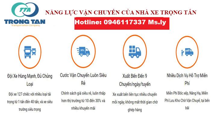 ghép hàng Sài Gòn đi Hải Dương giá rẻ