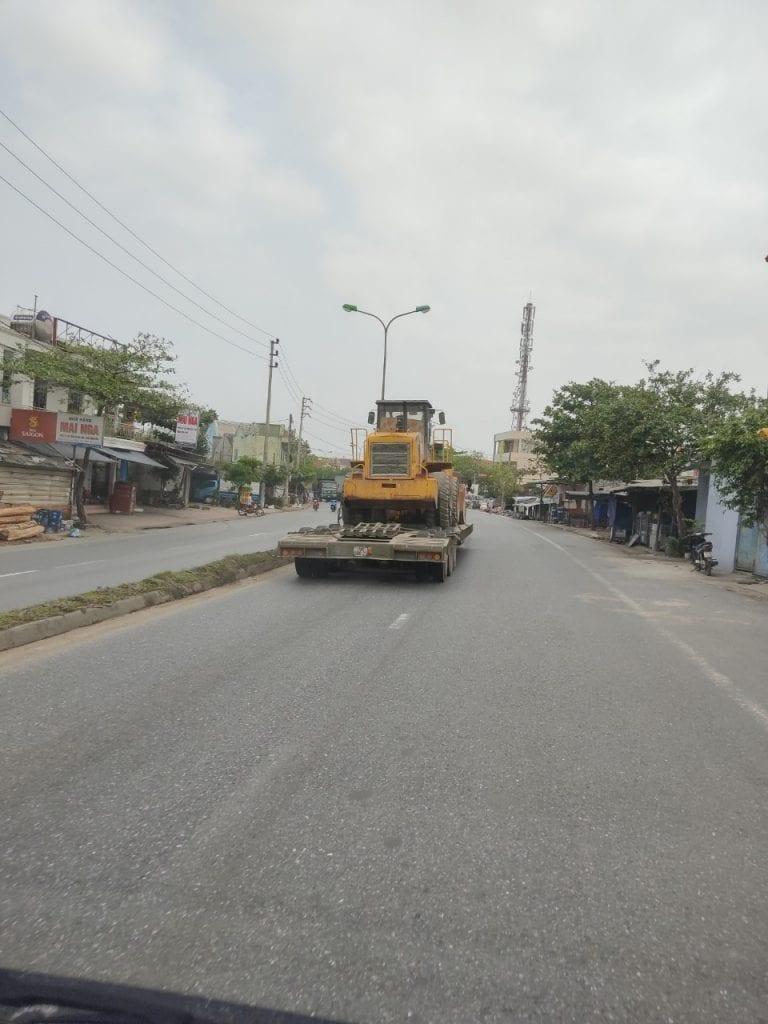 Ghép Hàng Từ Đà Nẵng Đi Hà Nội ghép hàng theo đoạn của xe