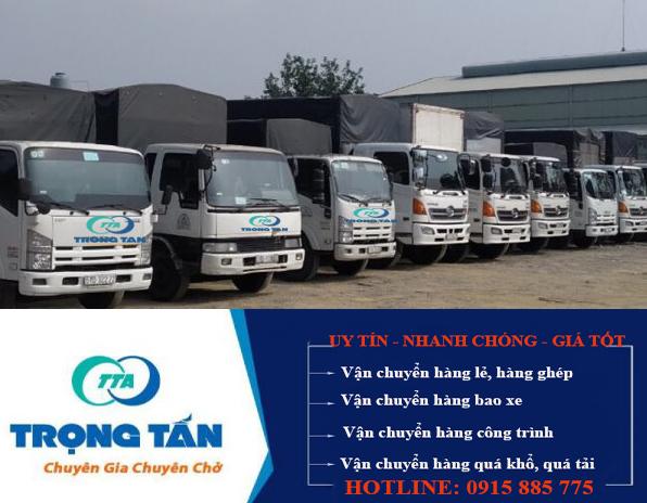 Ghép hàng từ Long An đi Lâm Đồng