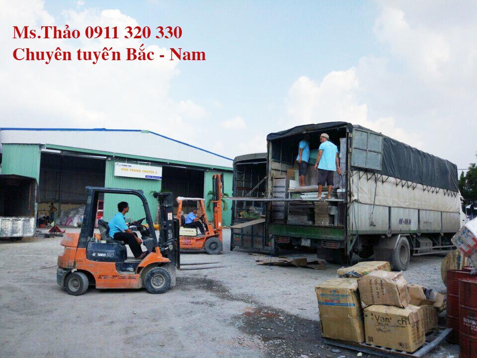 Hàng hoá vận chuyển đi Xuân Thuỷ Nam Định