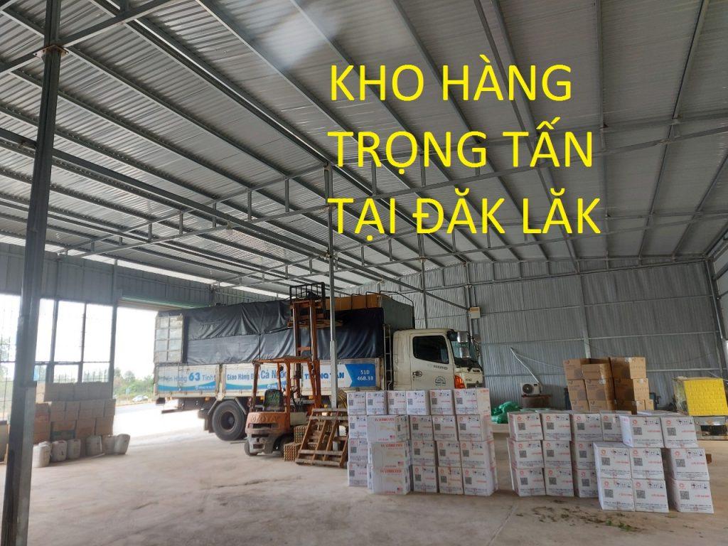 Vận chuyển hàng tại kho hàng Đăk Lăk đi Sài Gòn