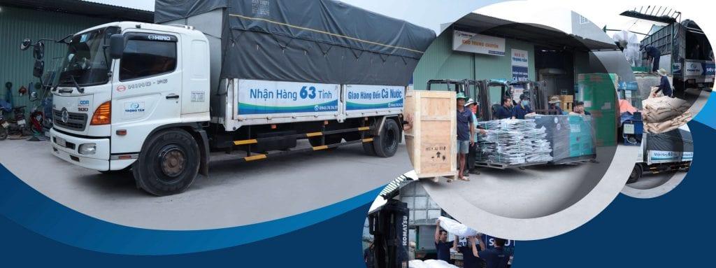 nhà xe chuyển hàng Hà Nội vào Hồ Chí Minh