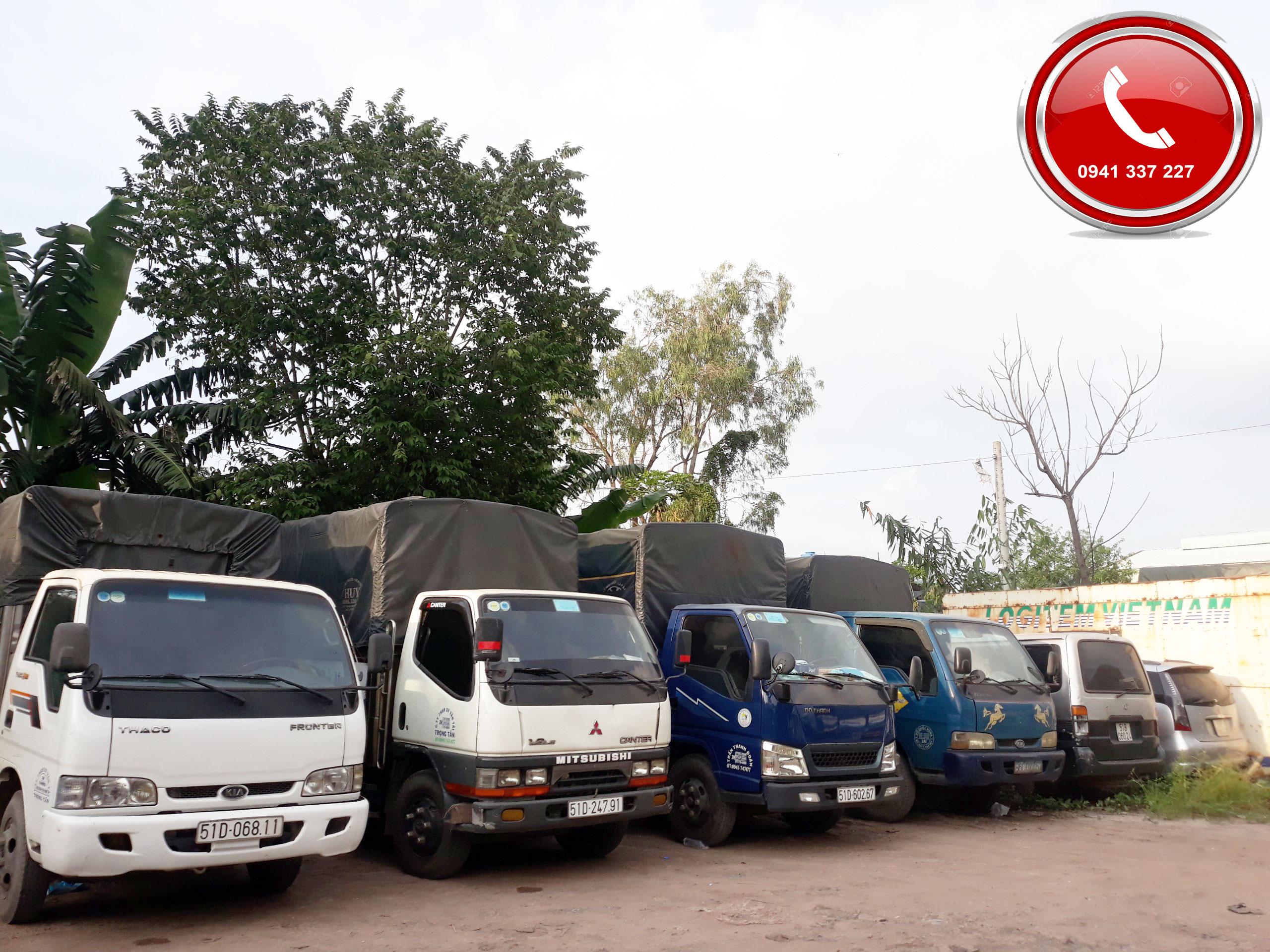 Xe tải chuyển hàng Bắc Ninh đi Cam Ranh