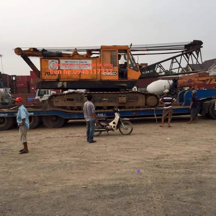 vận chuyển máy móc thiết bị giá rẻ