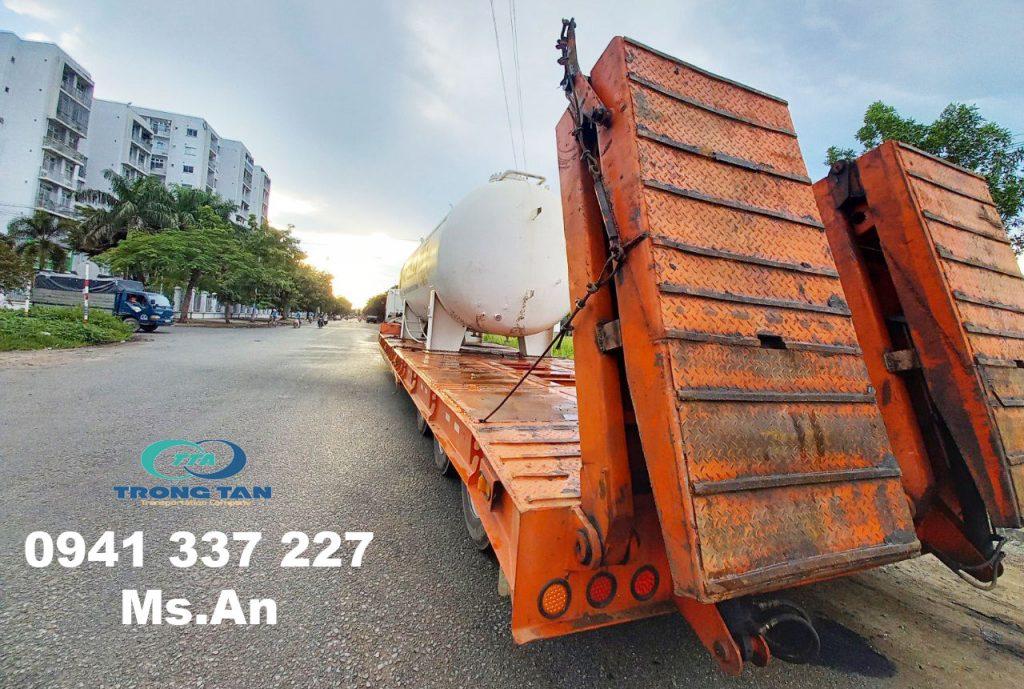xe mooc chuyển hàng đi Sài Gòn