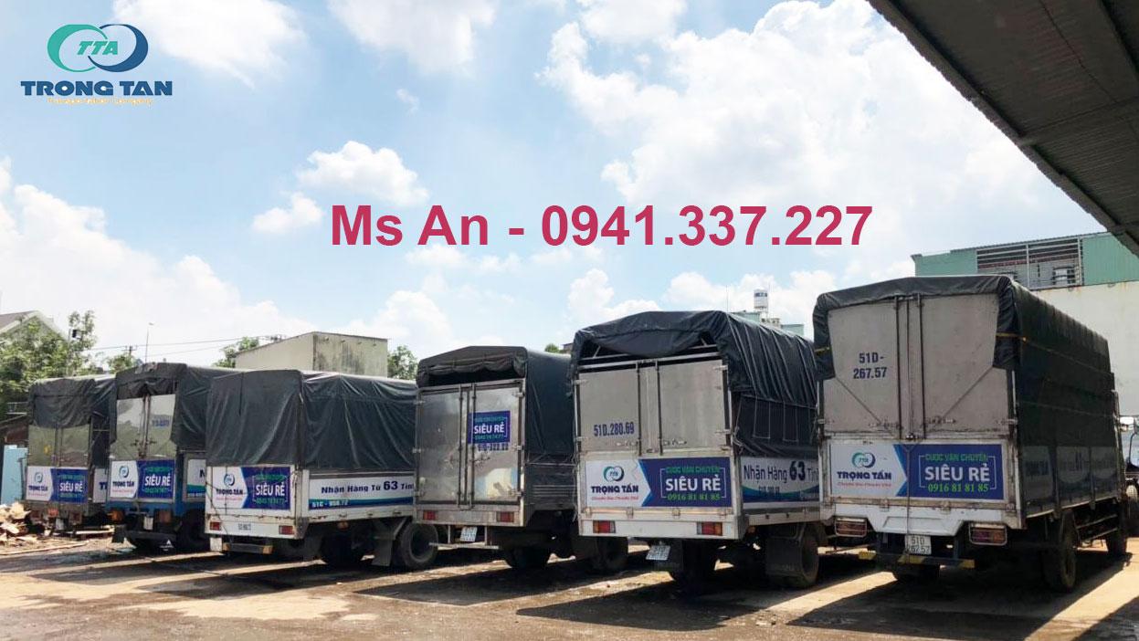 Xe tải chuyển hàng Bắc Ninh Tam Kỳ