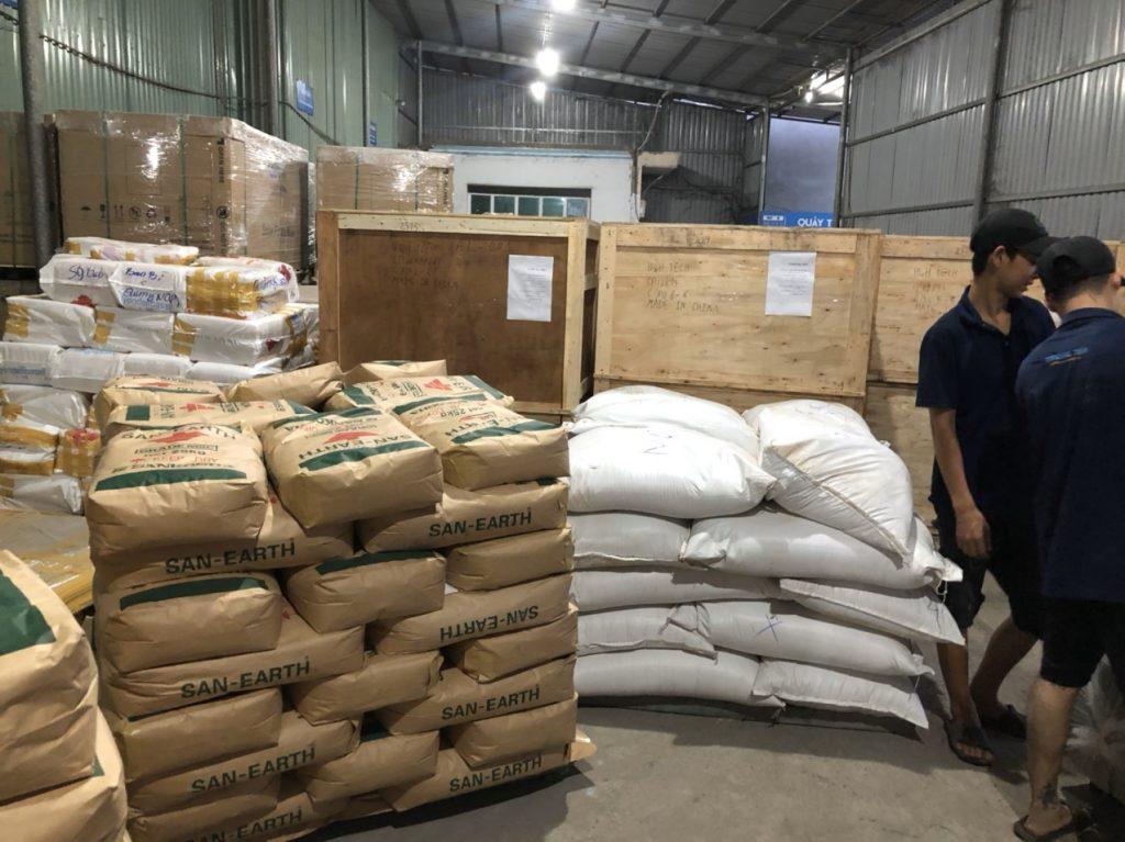 Các mặt hàng hóa gửi Bình Dương đi Đà Nẵng nhanh chóng