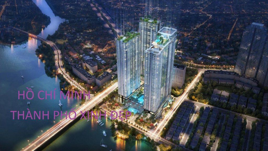 Hồ Chí Minh thành phố xanh sạch đẹp