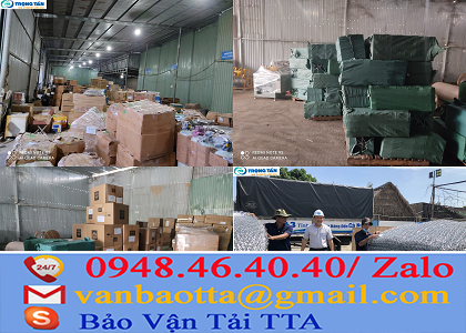 Chành Xe Vận Chuyển Hàng Đà Nẵng Đi Bắc Ninh nhận tất cả các loại hàng hóa
