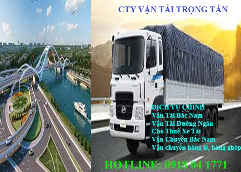 Chành xe vận chuyển hàng Hà Nội đi Hải Phòng