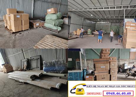 Gửi Hàng Đà Nẵng Đi Đồng Nai Vào Sài Gòn nhận vận chuyển tất cả các loại hàng hóa