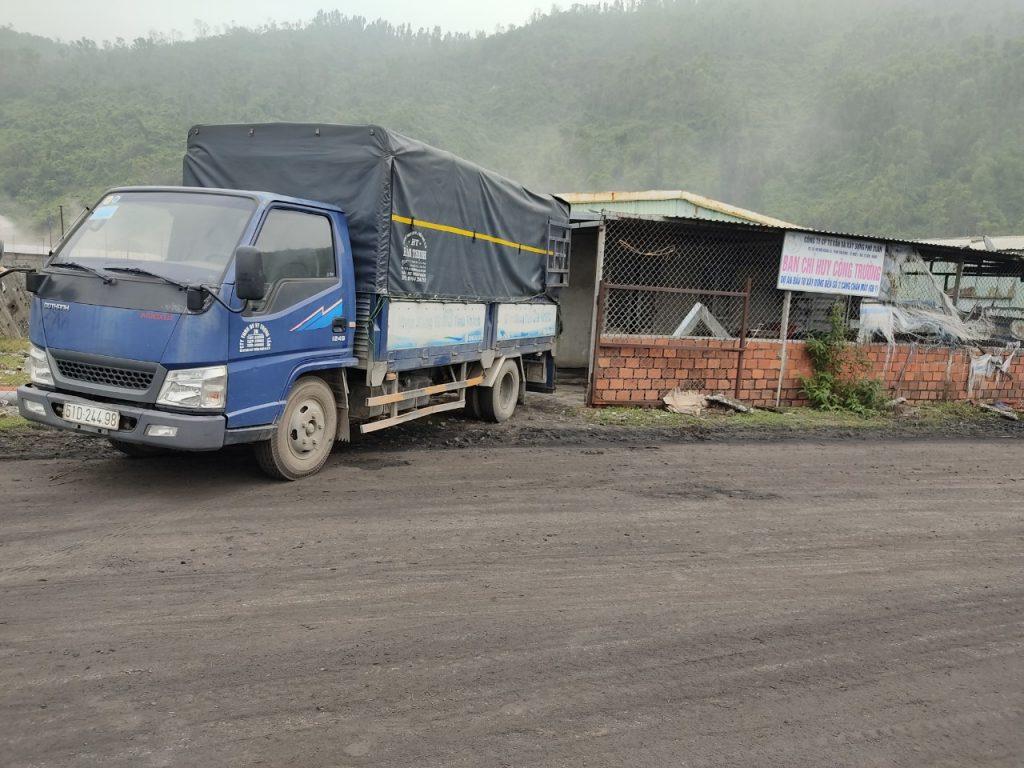 xe tăng bo giao hàng tận nơi theo yêu cầu khách hàng
