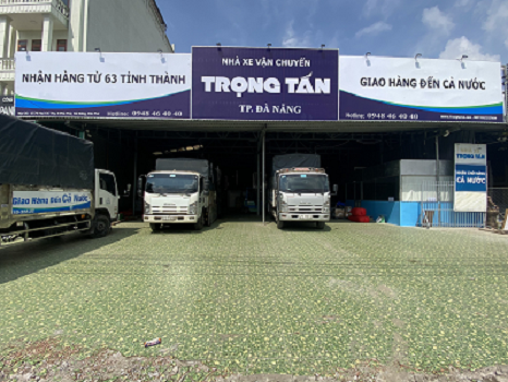 Hàng Đà Nẵng Đi Hậu Giang kho bãi tại trụ sở tp đà nẵng