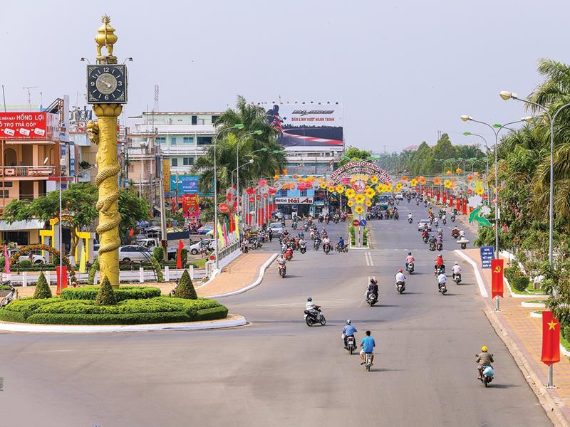 Hàng Đà Nẵng Đi Hậu Giang tp hậu giang tiềm năng về dịch vụ vận tải