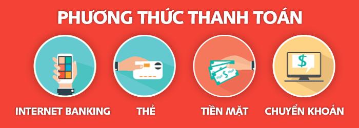 Phương thức thanh toán cước phí giao hàng Đà Nẵng đi Nha Trang