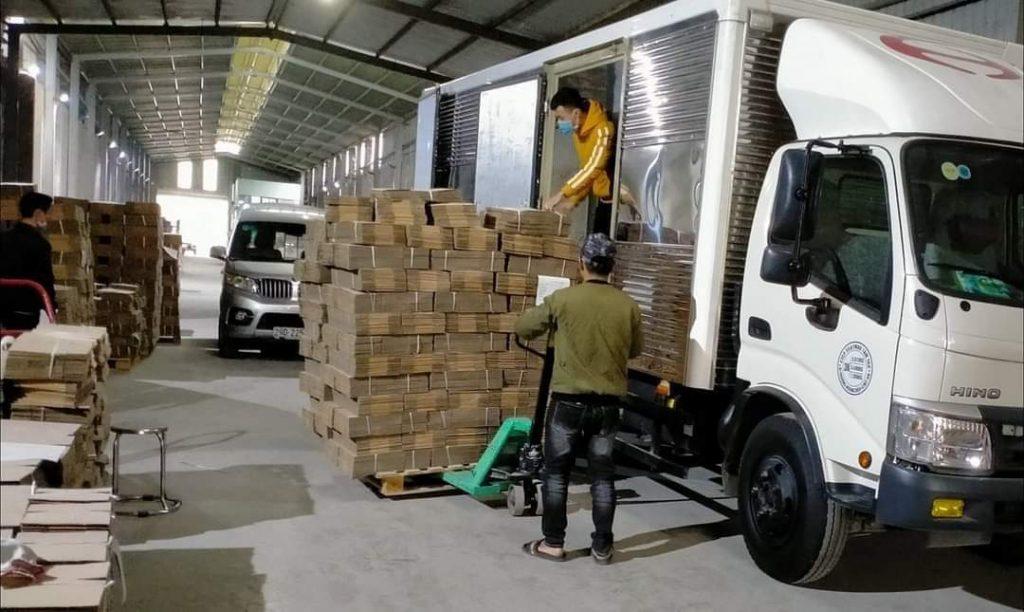 Nhận gửi hàng hóa Bình Dương đi Nha Trang