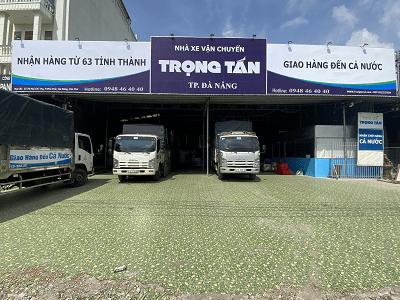 Nhà Xe Vận Chuyển Hàng Đà Nẵng Đi Hà Nam kho trọng tấn chi nhánh đà nẵng