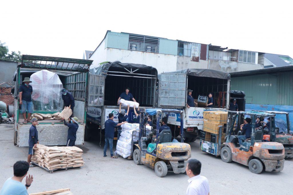Vận Chuyển Hàng Từ Đà Nẵng Đi Phú Quốc vận chuyển hàng bằng đường bộ là chủ yếu