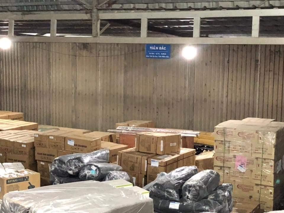 Vận chuyển hàng ghép Sài Gòn Hà Nội