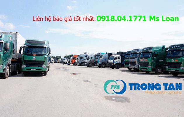 Chành xe Sài Gòn đi thị xã Hoàng Mai