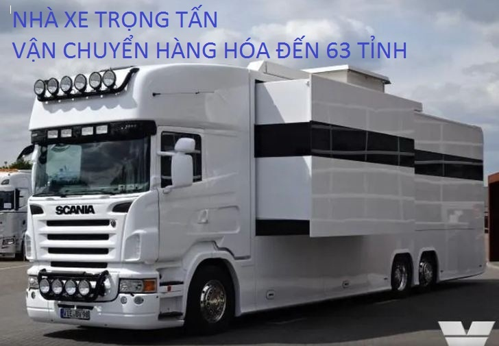 Xe tải vận chuyển hàng hóa Bình Dương đi Nha Trang