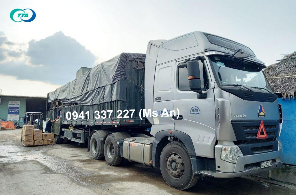Xe tải chành xe Bắc Ninh đi Vinh