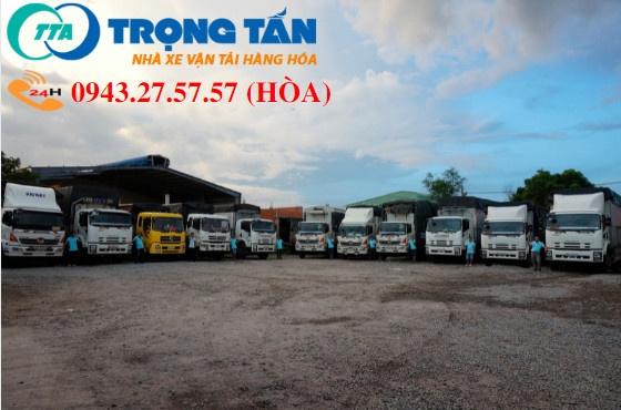 Cho thuê xe tải chở hàng HCM đi các tỉnh