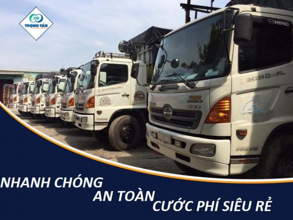 Nhà xe chuyển hàng tại TPHCM