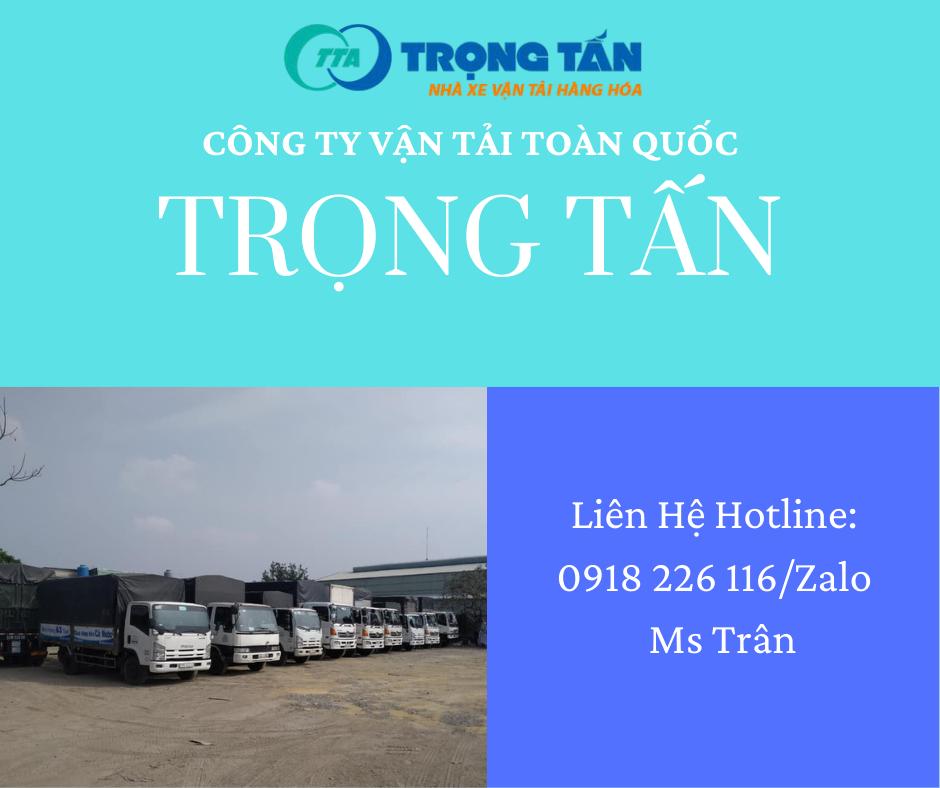 Vận chuyển hàng hóa 2 chiều Hà Nội đi Sài Gòn
