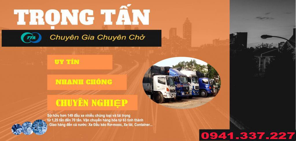 Công ty vận tải tại Dak Lak đi Sài Gòn