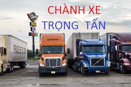 Xe contairner chuyển hàng Sài Gòn đi Đăk Nông