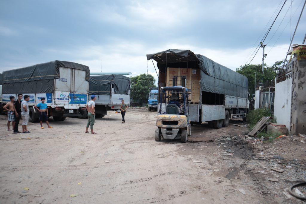 Cần Gửi Hàng Đà Nẵng Đi Vĩnh Long trọng tấn nhận tất cả các loại hàng hóa