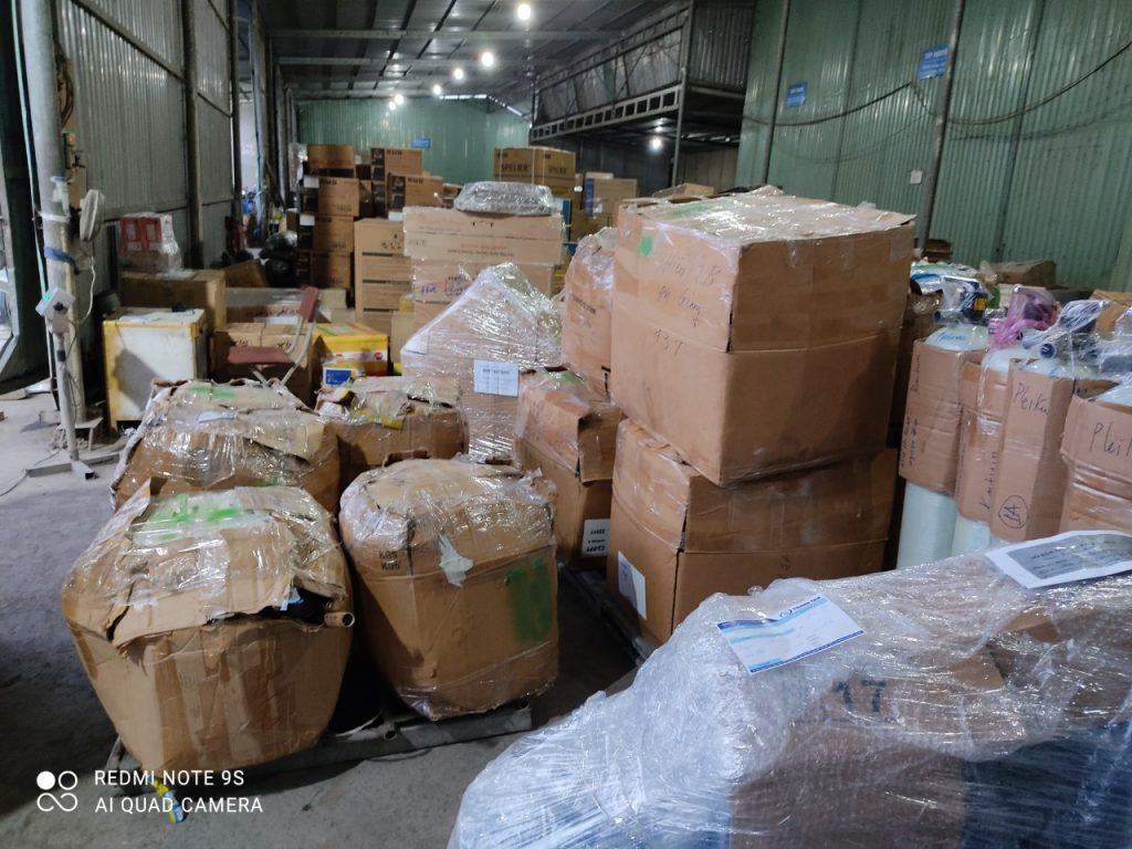 Chuyển Hàng Đà Nẵng Đi An Giang trọng tấn nhận đa dạng các loại hàng hóa