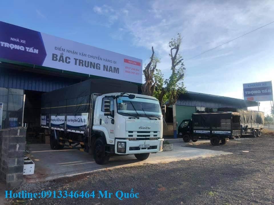 Nhà xe ghép hàng Sài Gòn đi Hà Nam