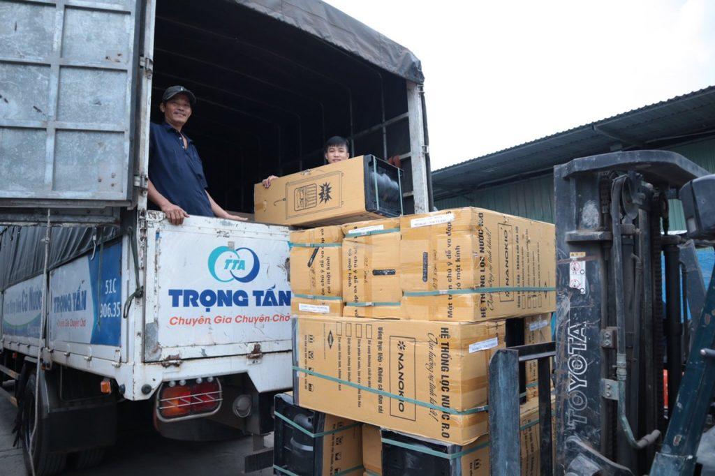 Nhà xe ghép hàng Sài Gòn đi Hải Dương