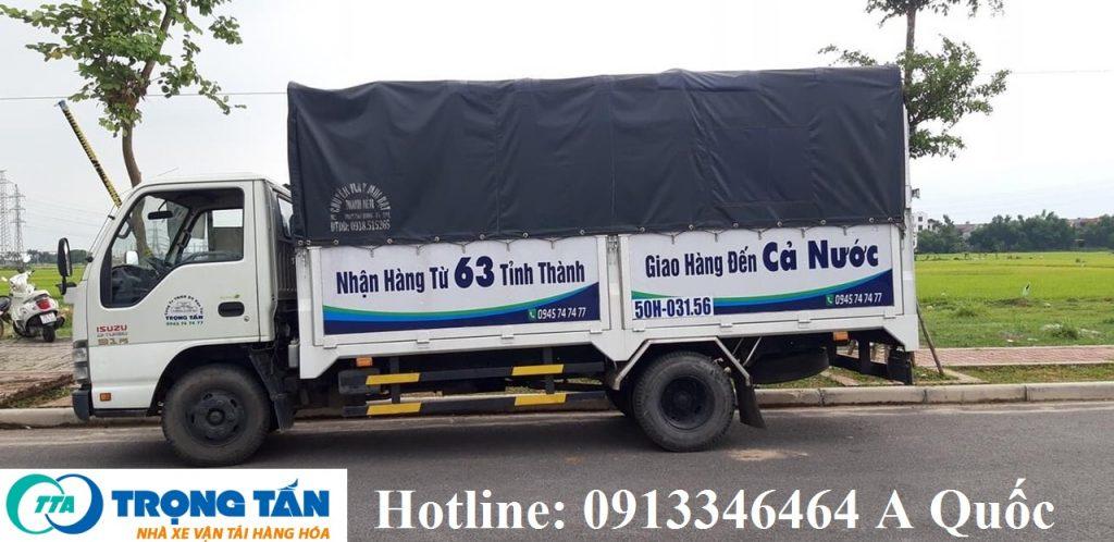 Nhà xe gửi hàng Sài Gòn đi Quảng Ninh